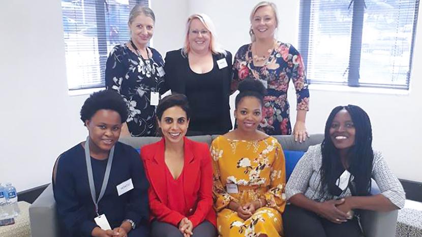 Africa Diversity Committee